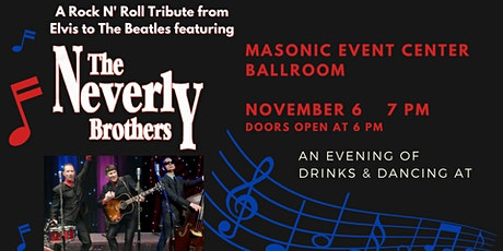 The Neverly Brothers Concert tickets