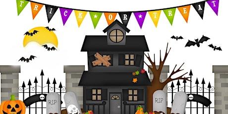 St. John Halloween Carnival tickets