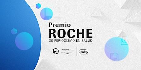 Ceremonia de premiación - Premio Roche 2021 entradas