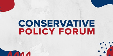 South West Conservative Policy Forum Online Conference tickets