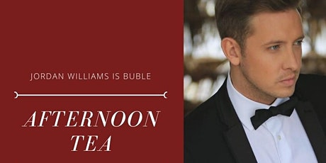 Afternoon Tea with BUBLE! tickets