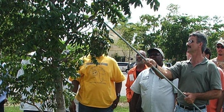 ON CAMPUS! Tree Trimmer Certification: BASIC ENGLISH tickets