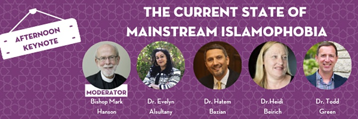 4th Annual Challenging Islamophobia Conference - A Full-Day Event image