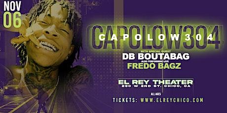 Capalow 304 - Chico, CA tickets