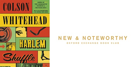 New & Noteworthy Book Club | HARLEM SHUFFLE tickets