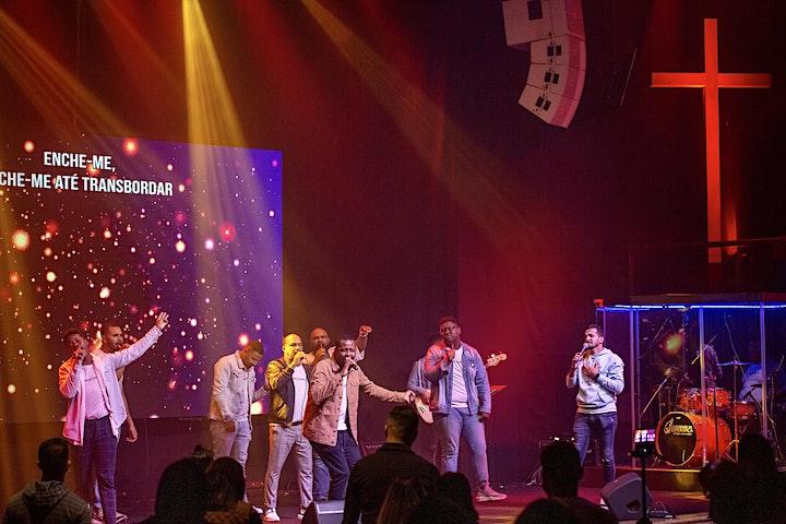 Imagem do evento Pocket Show Foradacaixa
