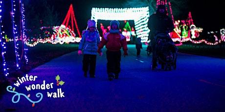 Winter Wonder Walk tickets