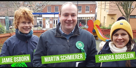 Norwich Green Party Action Day - Mancroft Ward tickets
