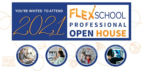 FlexSchool Open House for Professionals tickets