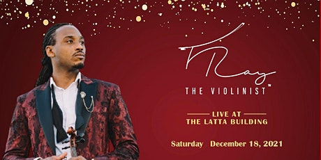 T-Ray the Violinist tickets