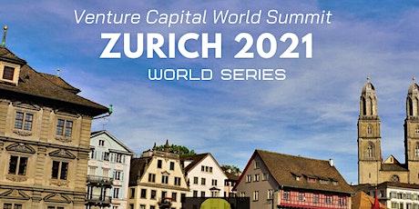 Zurich 2021 Q4 Venture Capital World Summit Tickets