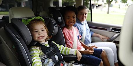 Basic Child Passenger Safety Awareness Class tickets