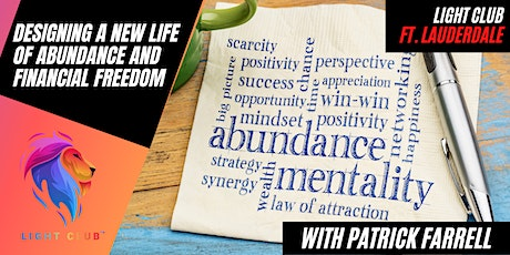 Discussion   Designing a New Life of Abundance and Financial Freedom tickets
