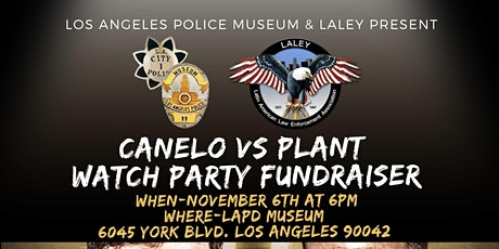 Canelo vs. Plant Watch Party Fundraiser tickets