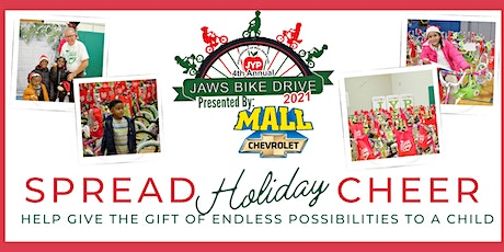 2021 Ron Jaworski Holiday Bike Drive - Presented By Mall Chevrolet tickets