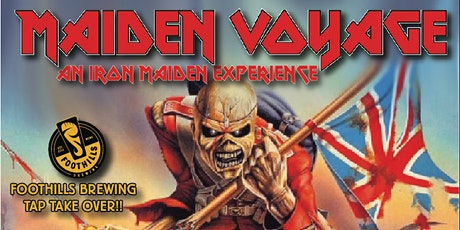 Maiden Voyage: An Iron Maiden Experience Live at The Milk Parlor tickets
