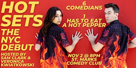 HOT SETS: The NYC Debut tickets
