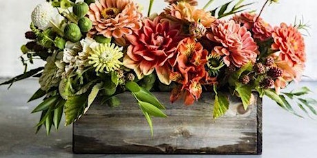 """Fall """"Make and Take"""" Floral Arrangement tickets"""
