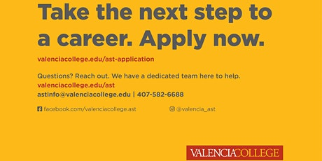 Valencia College Accelerated Skills Training Tours (Kissimmee) tickets