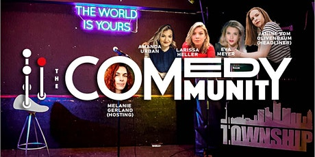 The World is yours - Comedy Special im Township mit Janine vom Olivenbaum tickets