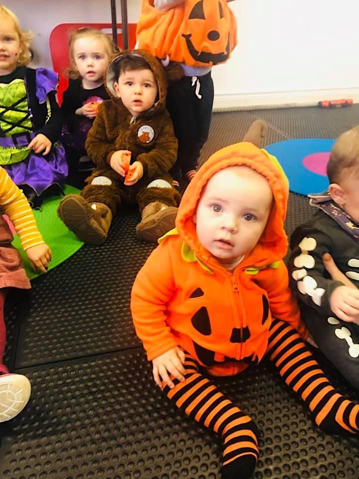 Beat Buddy Babies Boyle Halloween 'Pop Up' image