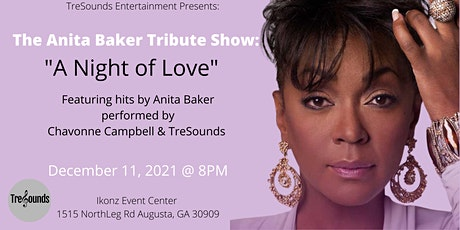 The Anita Baker Tribute Show tickets