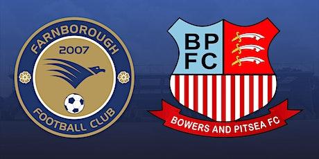Farnborough vs Bowers & Pitsea tickets