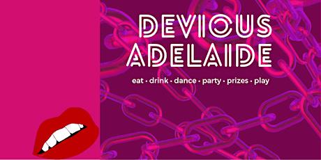 Devious Adelaide • Depravity tickets