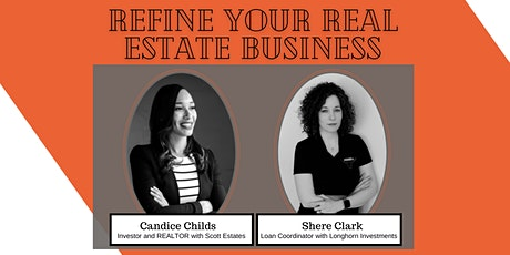 Refine Your Real Estate Business tickets