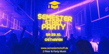 Semester Start Party WiSe2021 Tickets