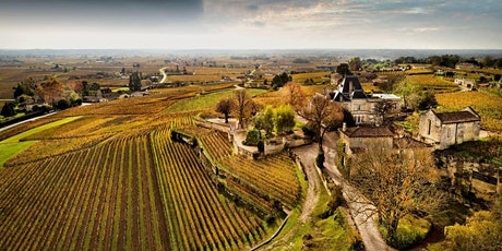 Pressoir.wine Bordeaux Dinner - Right Bank tickets