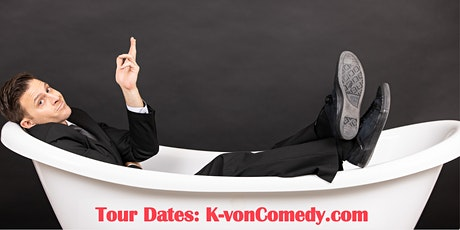 Comedian K-Von: Waking Up America With Laughter tickets