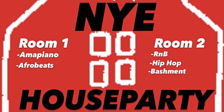 AMAPIANO BRUNCH- N.Y.E HOUSE PARTY ,FRIDAY 31ST DECEMBER, 2021 tickets