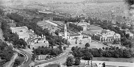 Guided walk of Cathays Park, Cardiff tickets