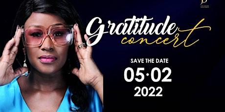 Gratitude concert billets