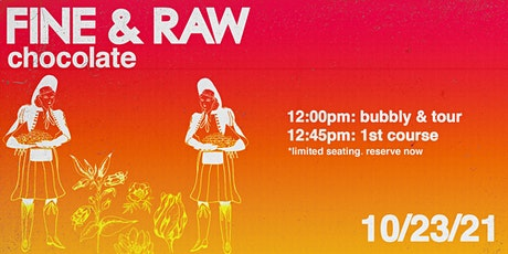 The FINE & RAW Brunch Experience tickets