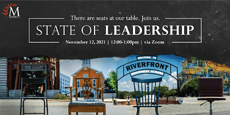 State of Leadership 2021 tickets