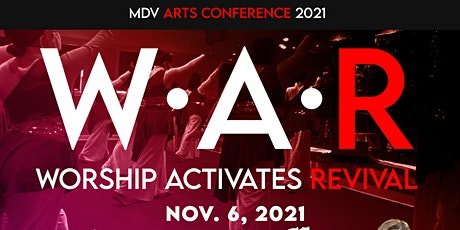 MDV ARTS CONFERENCE 2021 tickets