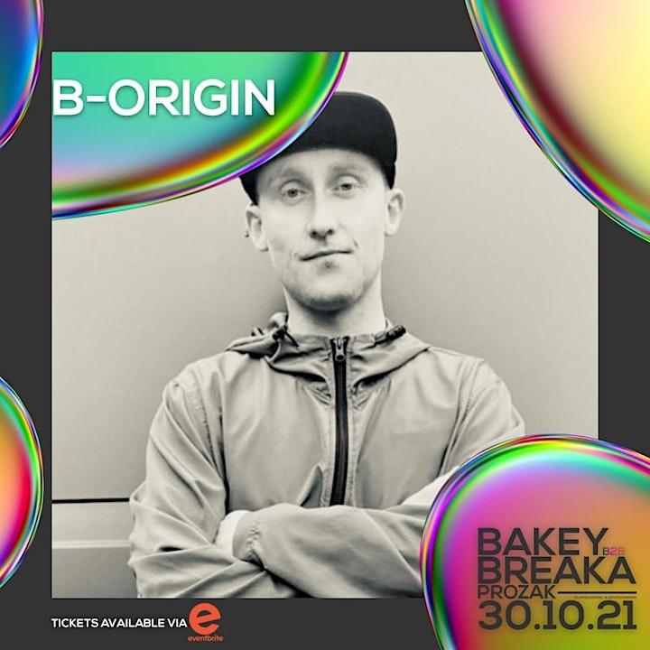 BAKEY B2B BREAKA (3hr set) + PROZAK @ Bow Lane Social Club image