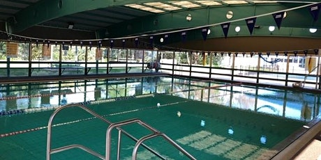 Canterbury Indoor Pool Swimming Sessions - Monday 18 October 2021 tickets
