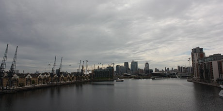 Walking Tour - The Royal Docks, Thames Barrier and Woolwich Ferry tickets