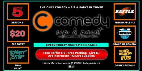 Friday Night Comedy Jam tickets