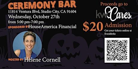 A Scary Good Comedy Show Featuring Mateen Stewart & Host Helene Cornell tickets