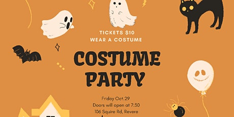 ENJOY COSTUME PARTY tickets