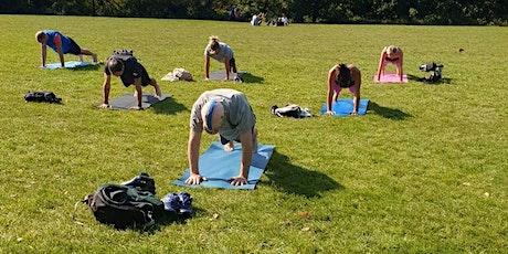 Socially Distanced Yoga At Keith Hay Park tickets