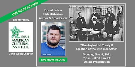 Anglo-Irish Treaty and the Irish Free State tickets