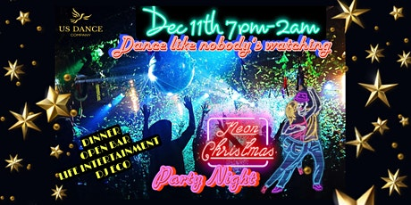 Neon Christmas Party Night tickets