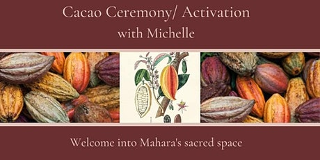 Cacao Ceremony-Story telling- Activation tickets