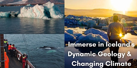 Visit Iceland:  Immerse in Living Science to Inspire Change tickets