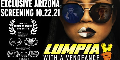 LUMPIA WITH A VENGEANCE tickets